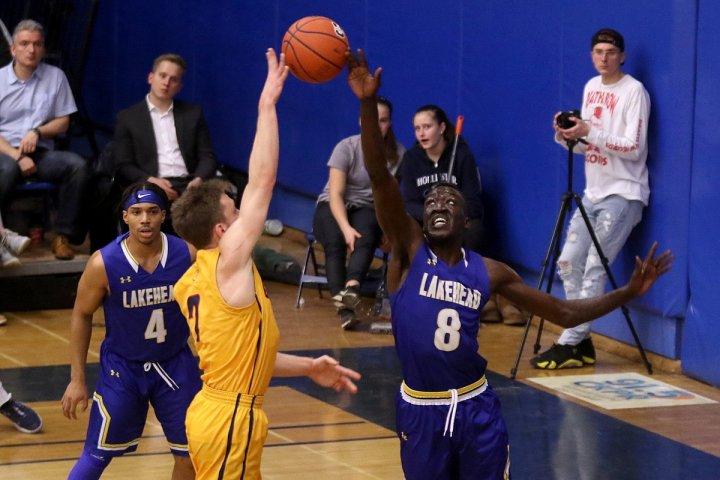 Lakehead Men's Basketball (@LUWOLVESMBB) | Twitter