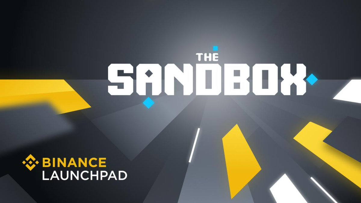 The long wait is finally over!   $SAND will be the next IEO on @binance Launchpa... 2