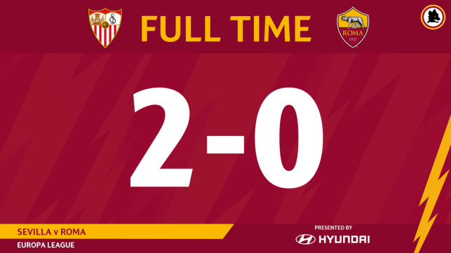 🇵🇹 Paulo Fonseca and Roma are eliminated from Europa.