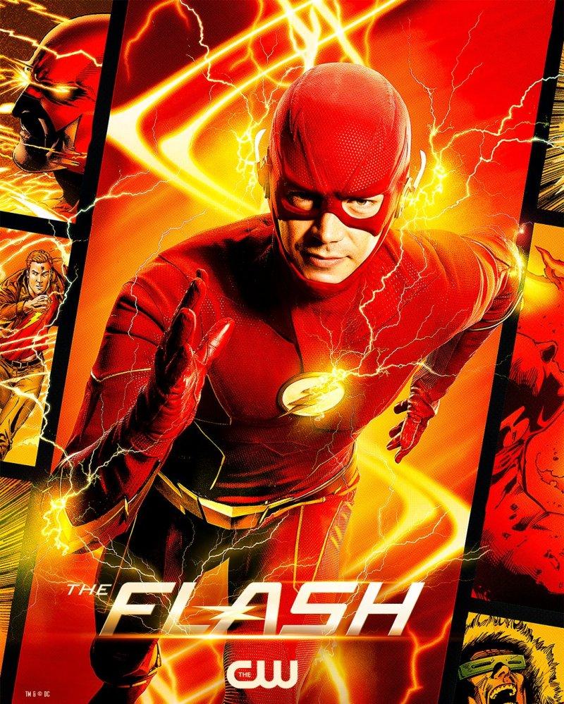 The Flash Saison 5 Vostfr : flash, saison, vostfr, Watch, Flash, Season, Episode, World, Today