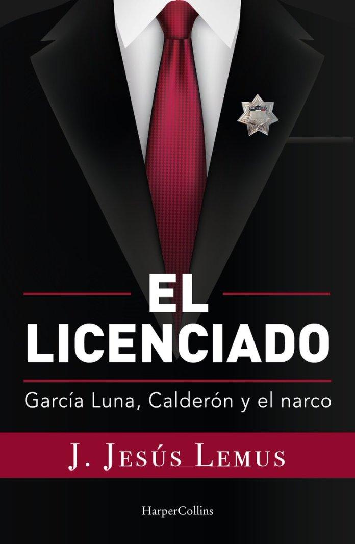 """J. Jesús Lemus on Twitter: """"A partir de la última semana de septiembre  próximo, en todas las librerías estará """"El Licenciado"""" , mi nuevo libro que  publica HarperCollins México, en donde doy"""