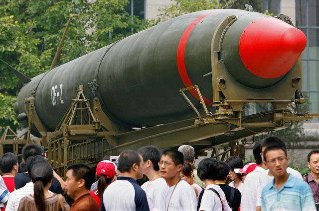 China is building more nuclear weapons. Here's what that means.