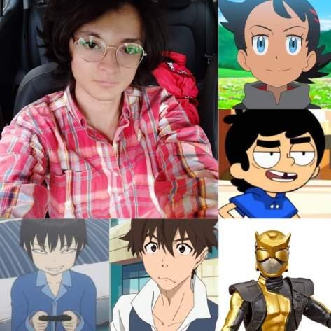 """Centro Pokémon on Twitter: """"El actor de voz de Goh en Latinoamérica será Diego Becerril Diego, originario de México, inició en el doblaje hace 3 años y ya ha se ha desempeñado"""