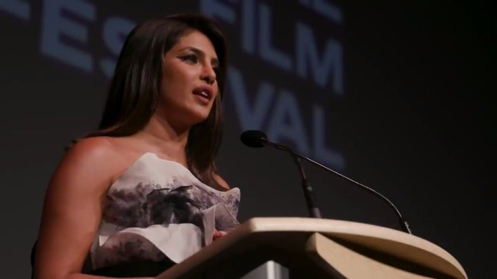 Image for the Tweet beginning: @TIFF_NET #FunFact: #TIFF20 ambassador @priyankachopra