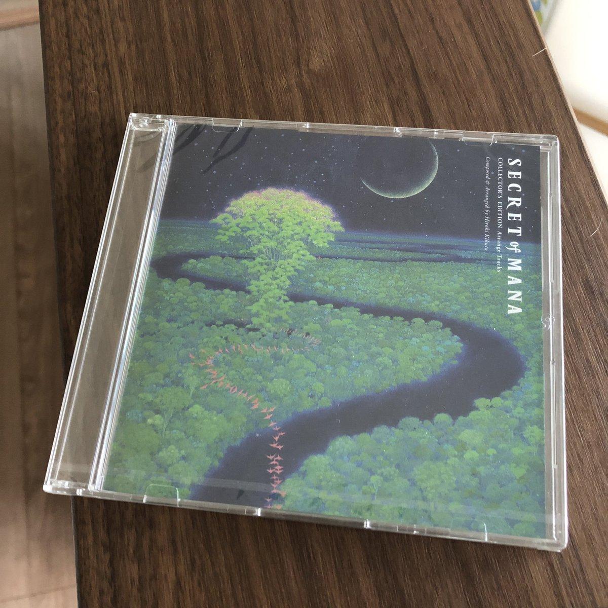 test ツイッターメディア - 聖剣2SoMコレクターズパックの同梱CDが届いたので1日聴いてた https://t.co/cMCoc21onX