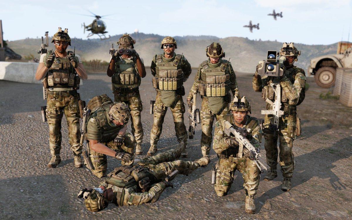 ArmA 3 Clan MilSim - EiGyFq2WkAAhJH5