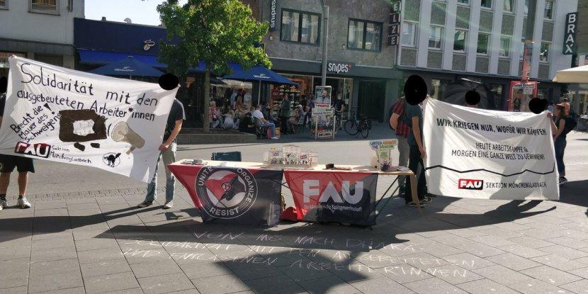 Bei uns am Dienstag ab 17 Uhr auf der Fahrraddemo, Treffpunkt Bhf Neustadt. #UnitedAgainstTheDragon