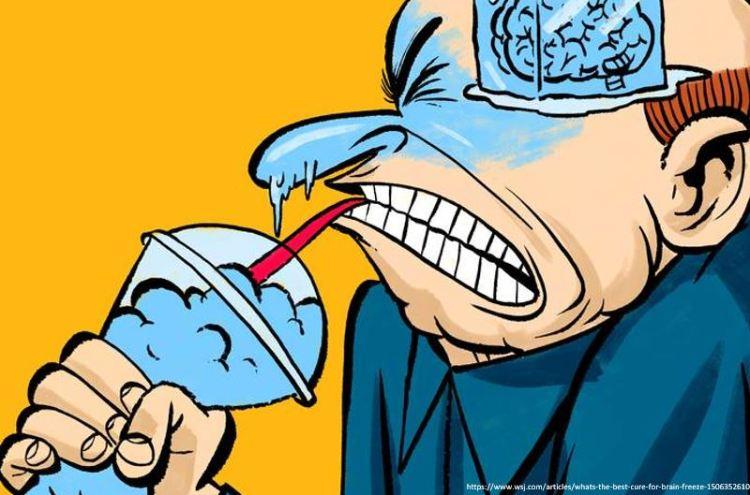 MedTweetorial: #Tweetorial Author: @AvrahamCooperMD  Type: #Pathophysiology #MedEd Specialty: #Neuro #Neurology Topics: #BrainFreeze #Headache #TrigeminalGanglion #SphenopalentineGanglion