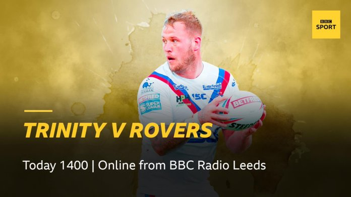 Join me and @Cthuby10 as @WTrinityRL return home, seeking back-to-back Super League wins for the first time since April 2019! 🤞⤵️