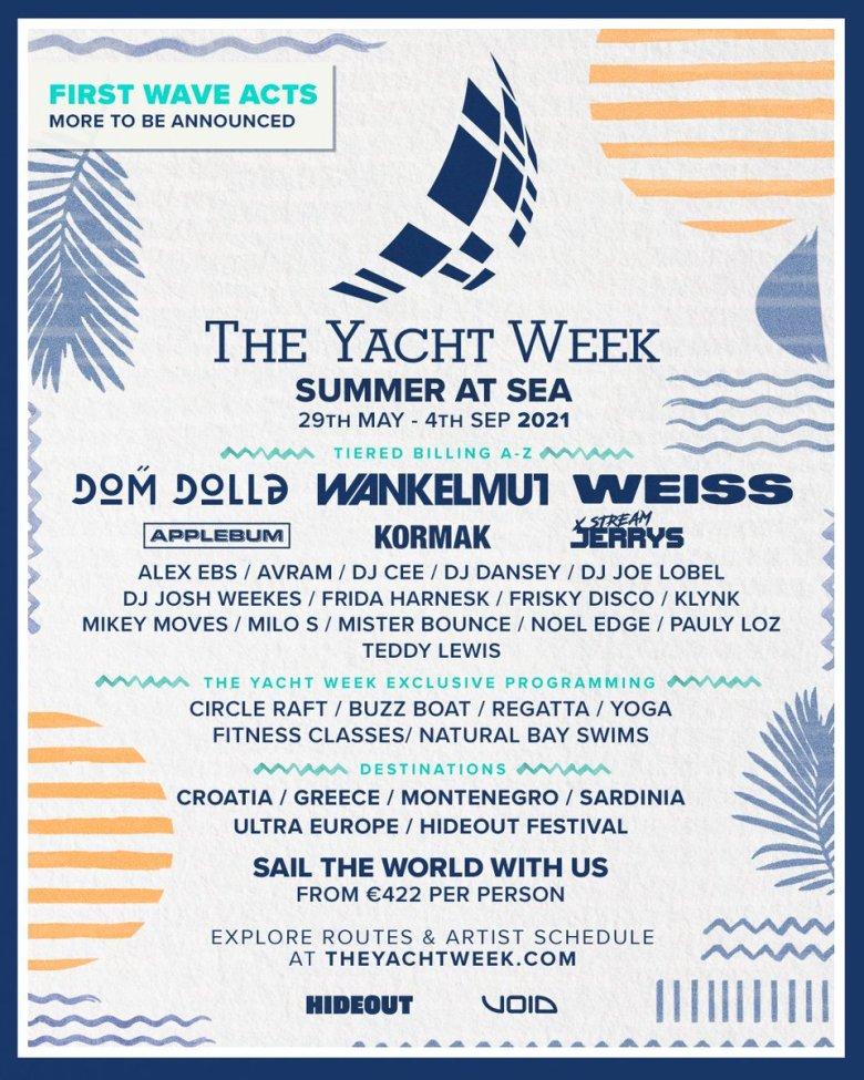 The Yacht Week (@theyachtweek)   Twitter