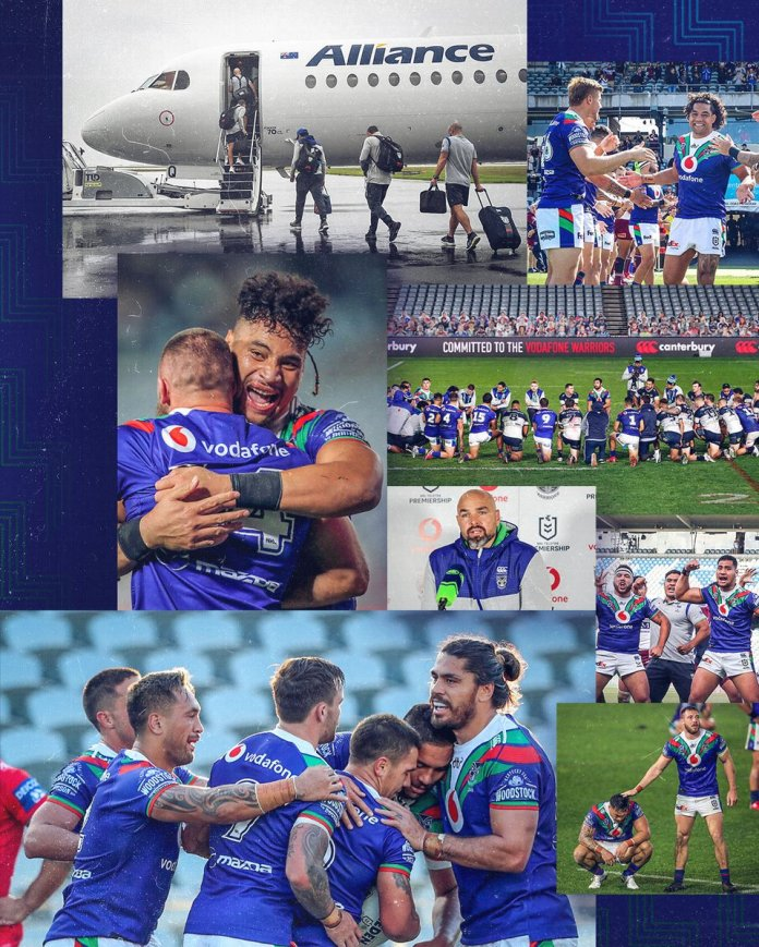 It's fantastic that the commitment and skill of the @NZWarriors have been acknowledged in the Dally M Awards. Congratulations from @skysportnz to #RTS, Tohu Harris, Madison Bartlett and the whole team for their courage and determination. An example to us all 🙏🙌