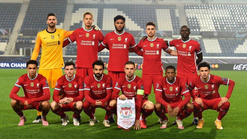 """Liverpool FC on Twitter: """"💪 𝐓𝐄𝐀𝐌 💪 #YNWA… """""""