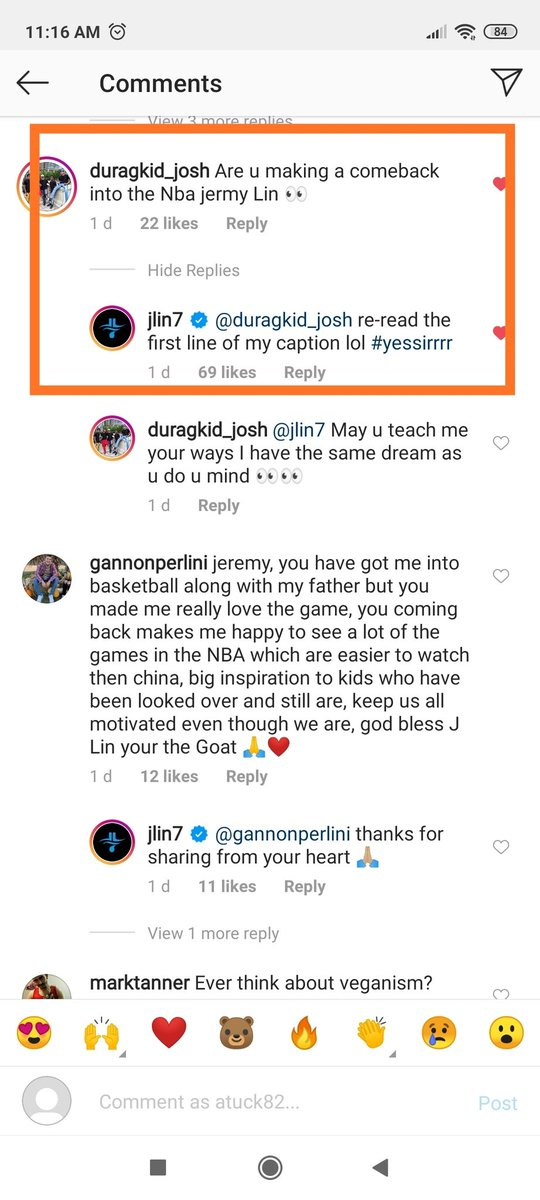 RT @terrydee82 Is that a hint that @JLin7 has receive some offer or even has deal to be announced soon? #FaithOverFear