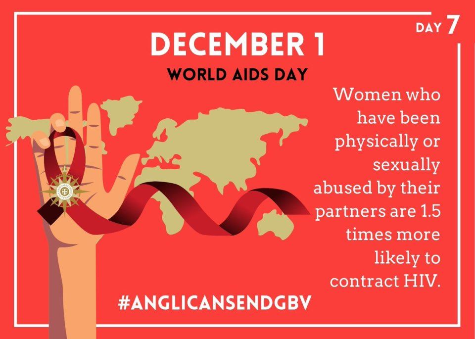 On this #WorldAIDSDay, we're reminded of the women & girls who unknowingly contract the illness & are left without resources to seek…