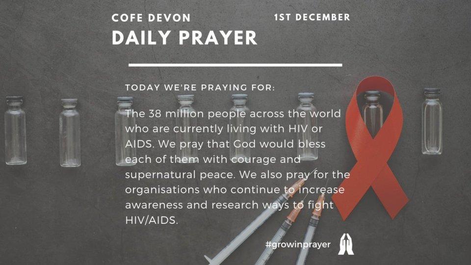 1st of December #growinprayer 🙏
