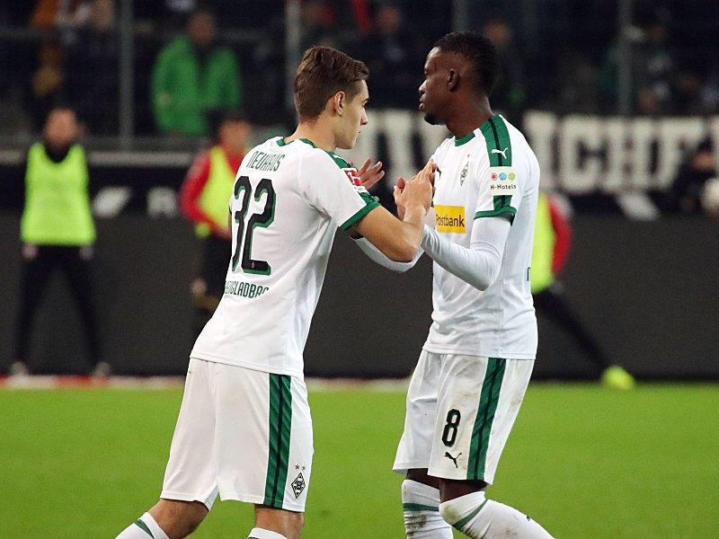 """Bayern & Germany on Twitter: """"Bayern are working on their transfer targets  for the 2021/22 season. Gladbach duo Denis Zakaria and Florian Neuhaus are  high on Bayern's list. Gladbach are trying to"""