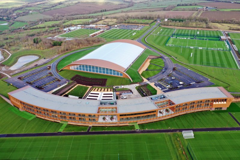 """BBC Leicester Sport on Twitter: """"Leicester City have announced the club  will take part in their first session at their new, state of the art training  ground on Christmas Eve. The Leicester"""