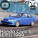 Alex A On Twitter Https T Co L6cscgtewo Honda Civic Si Em1 1999 Dijon Prenois Nfs Need For Speed Shift 2 Gameplay Needforspeed Shift2unleashed A73x A Gaming Gaming Simracing Needforspeedshift2 Nfs Gameplay Gamepad Xboxgamepad