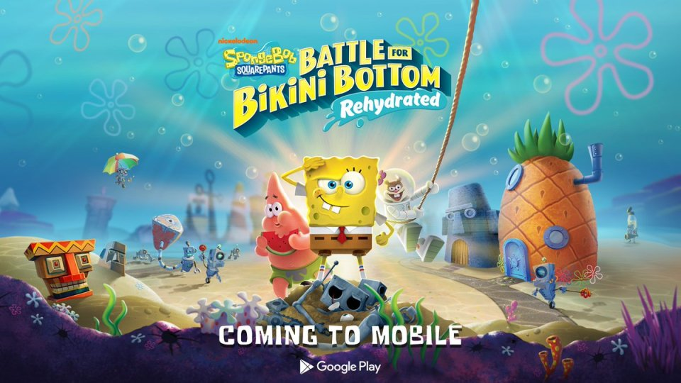 Mark your calendars, we're going to Bikini Bottom! 🌊🎮