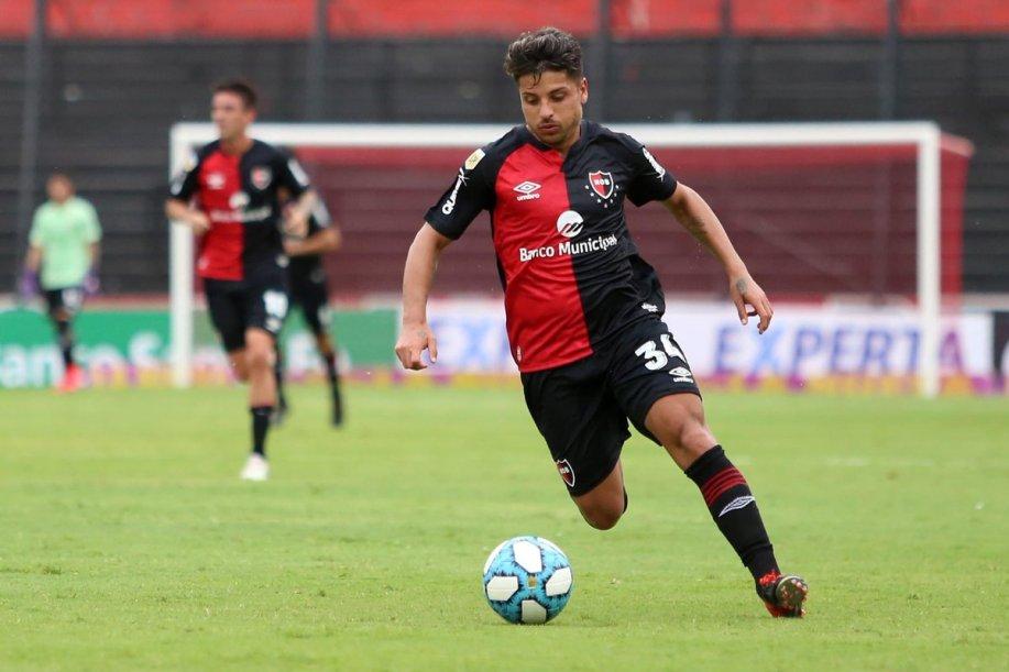 """Newell's Old Boys on Twitter: """"El club alcanzó un acuerdo con Independiente para que Sebastián Palacios pueda finalizar la Copa Diego Maradona con # Newells. ¡Vamos Tucu! 💪🏼… https://t.co/ieW43GoVzT"""""""
