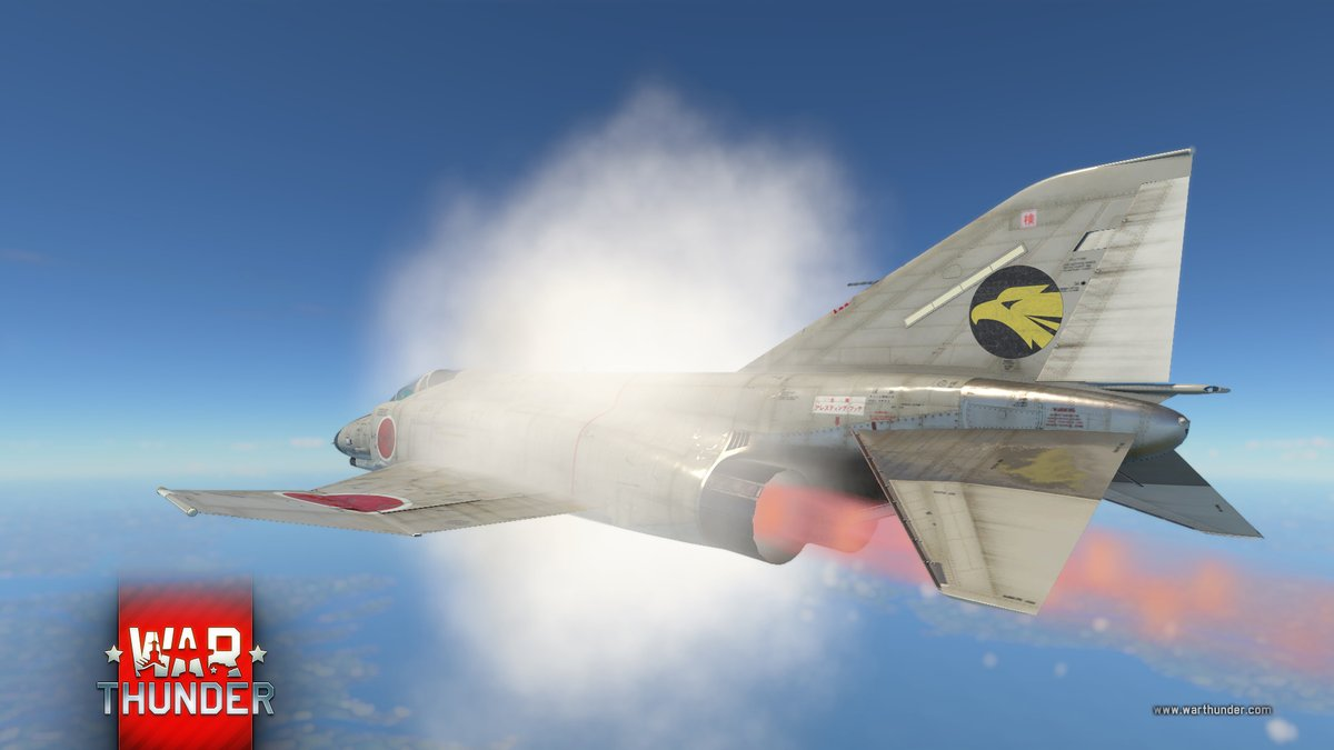 test ツイッターメディア - 【スクランブル】F-15戦技課程を有する日本の「トップガン」部隊で航空自衛隊中部航空方面隊第6航空団隷下の第306飛行隊マーク「ゴールデンイーグル」デカールが入手できるチャンス!全機緊急発進!  ▼あなたらしい兵器にしよう!(2月18日まで) https://t.co/YG7PYWapT7 #WarThunder #WarThunder_JP https://t.co/PigffD4fs8