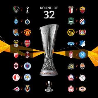 "Attēlu rezultāti vaicājumam ""europa league"""