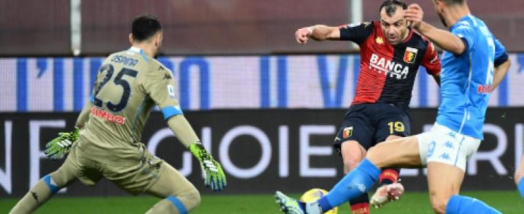 Image result for genoa 2-1 napoli