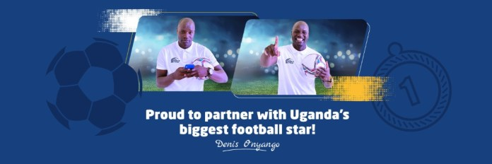Gals Sports Betting Denis Onyango partnership