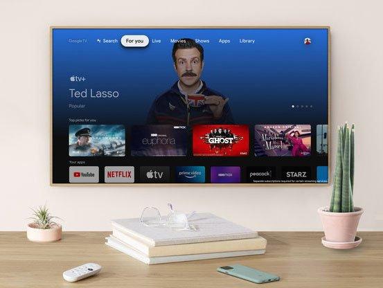test Twitter Media - Apple TV+ arrives on Chromecast with Google TV https://t.co/FKJGssJS9Z https://t.co/mIDO1yqUnb
