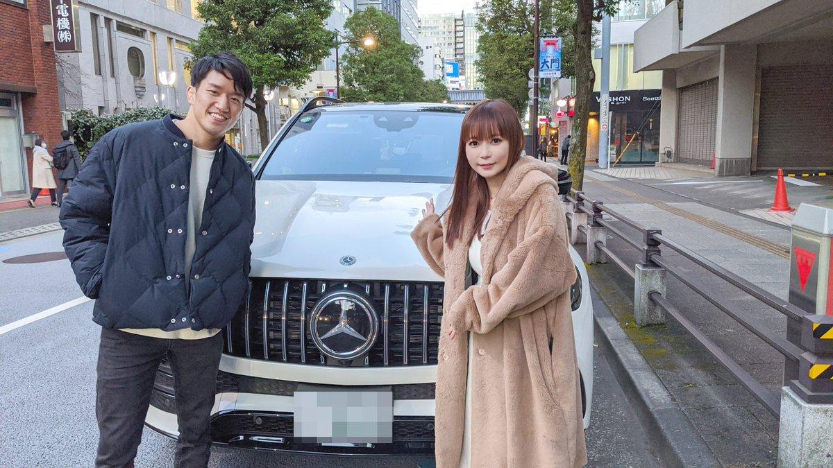 """しぶとい中川翔子🌙⭐️ on Twitter: """"KAIchannelにまたお邪魔しております、ありがたや😭✨ なななんと 朝倉海さんのピカピカなメルセデスベンツを、私が人生初の左ハンドル公道運転‼️ ドッキリで動悸おさまらないまま運転することになり命懸けでドライブでした 是非 ..."""