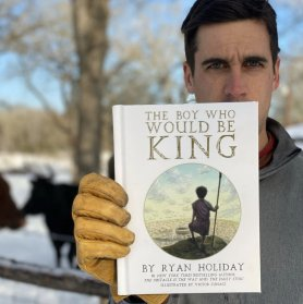 """Ryan Holiday on Twitter: """"DROPPING new book today for preorder. Surprise!  https://t.co/uluQvD4W7N… """""""