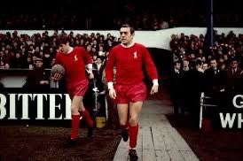 The Saint is an #LFC legend. I didn't see him playing but Saint & Greavsie was such a part of my childhood love of the game.