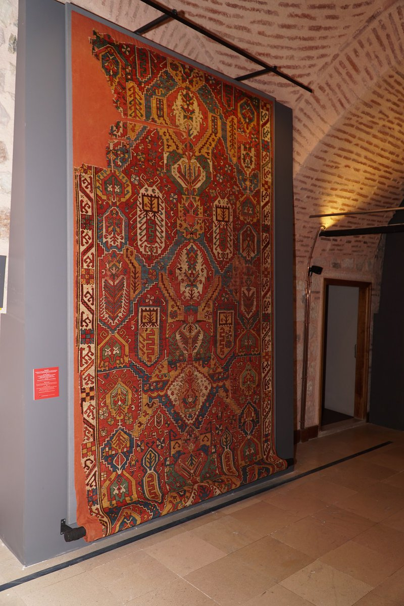 azerbaijan national carpet museum on