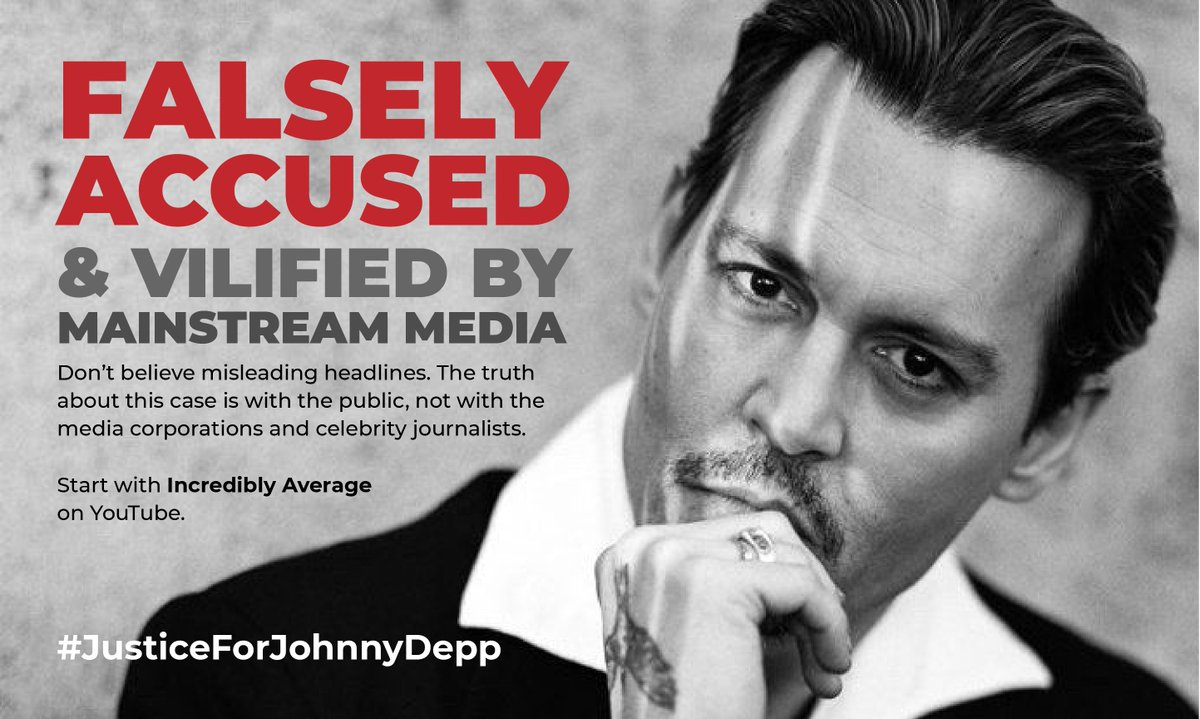 Truth right there!!  #JusticeForJohnnyDepp  #LoveProtectSupportJD #DeppMovieNight #AbuseHasNoGender #MenToo