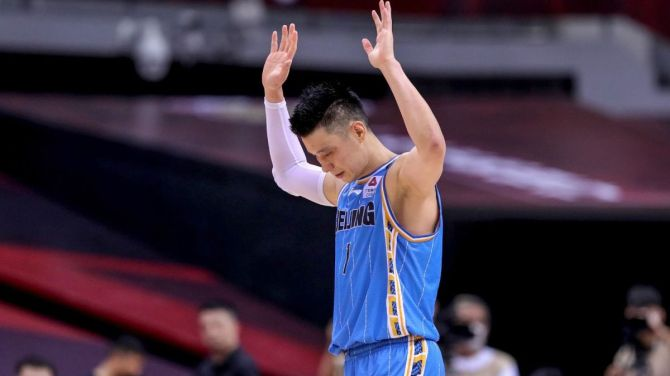 Jeremy Lin deserves a roster spot, but the NBA is drunk on bare-minimum contracts https://t.co/XJwAImZ8Eh