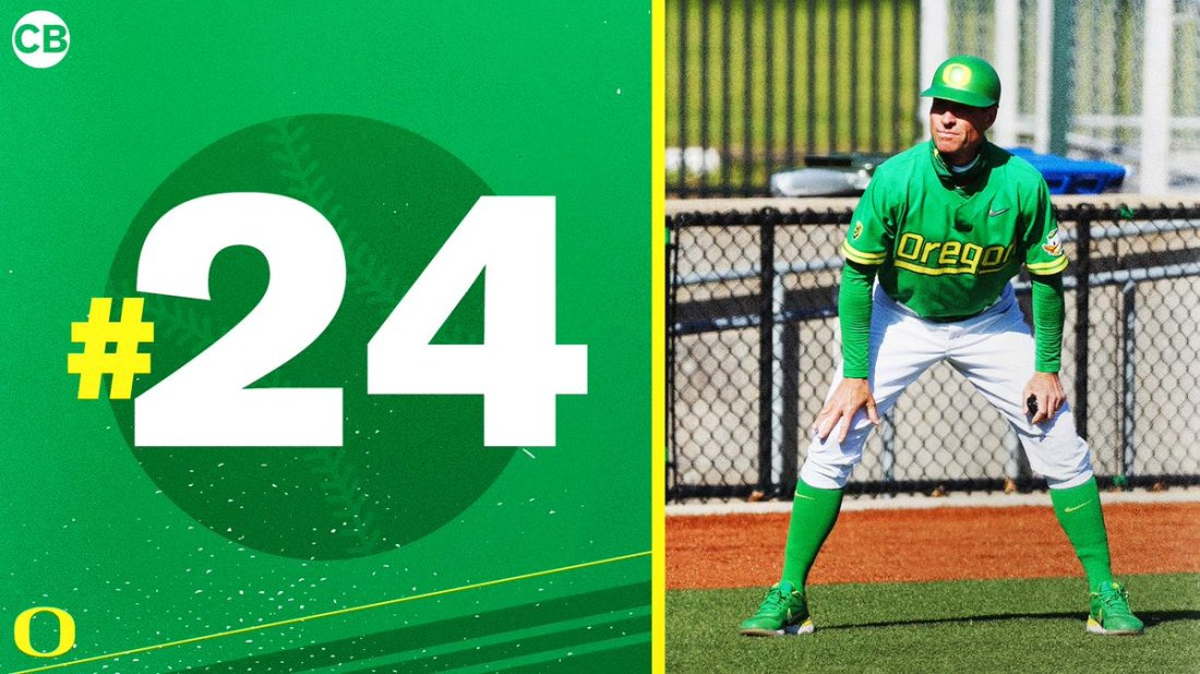 test Twitter Media - Top 25 recruiting ranking for the 2021 class from Collegiate Baseball. Can't wait to see what the group can do when the 2022 season starts in February. #GoDucks @CBNewspaper https://t.co/5kmMolDs2V