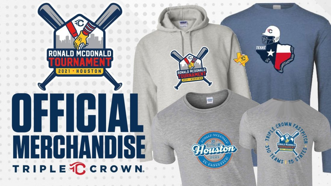 test Twitter Media - 🚨🥎🔥 Today is your last chance to pick up 2021 Ronald McDonald Merch at our 14, 16u & 18u event, look for the merch tent ⛺️👀 at these locations:   AD Dyess Park, Collins Park, The Farm League George Park, Imperial Park , SMGSL - The Woodlands #IPlayTCS https://t.co/2POV2R4y0L