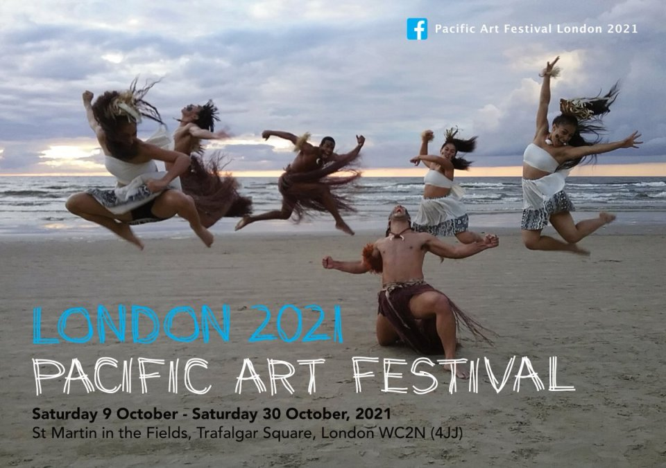 In the lead up to COP26, we're proud to be hosting a 3 week festival celebrating Pacific Arts and Culture, produced by Pacific Island Artists…