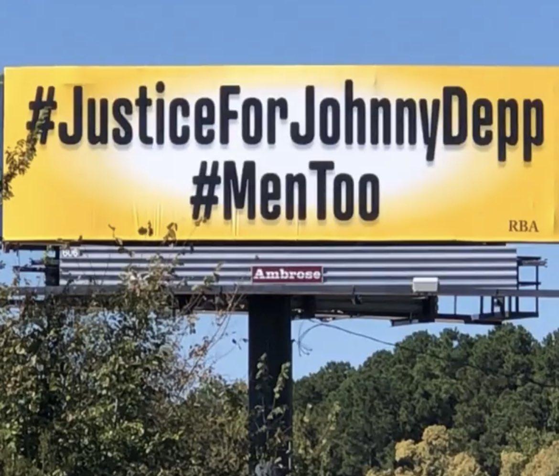#JusticeForJohnnyDepp  #JohnnyDepp  #DomesticViolenceAwarenessMonth  #MenToo