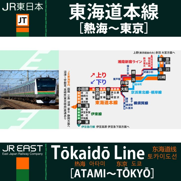 test ツイッターメディア - ◆東海道本線(熱海~東京) ⚠️遅延《10:40現在》 小田原~鴨宮駅間で線路内人立ち入りのため、一部列車が遅れています https://t.co/gcqhJJmhkM