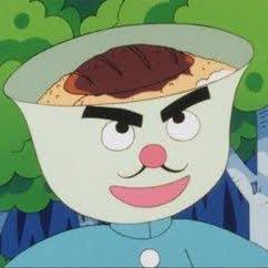 「カツ丼マン」の画像検索結果