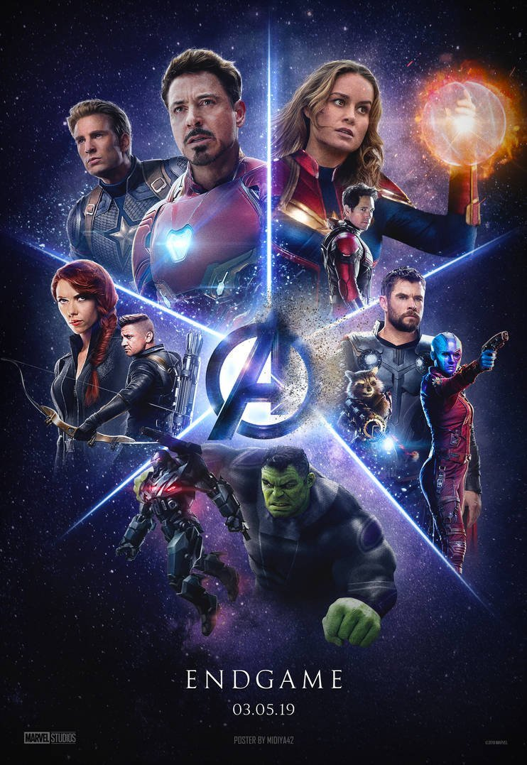 watch - avengers endgame full movie hd (quality) (@watch_quality