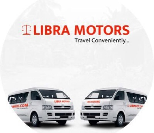 Libra Motors Limited Recruitment 2020/2021 Details