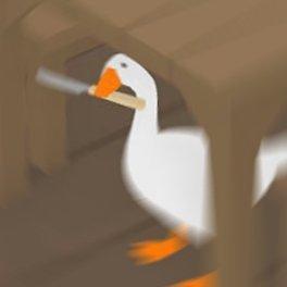 Desktop Goose Game Curator