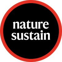 NatureSustainability (@naturesustainab )