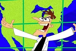 Image result for doofenshmirtz behold