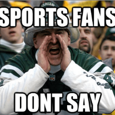 No Sports Fans Say Nofanssay Twitter