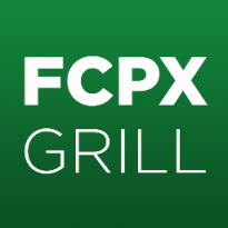 FCPX Grill Podcast