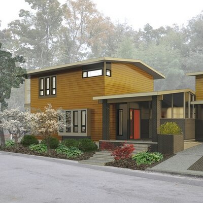 Oakwood Modern House   ModernOakwood    Twitter Oakwood Modern House