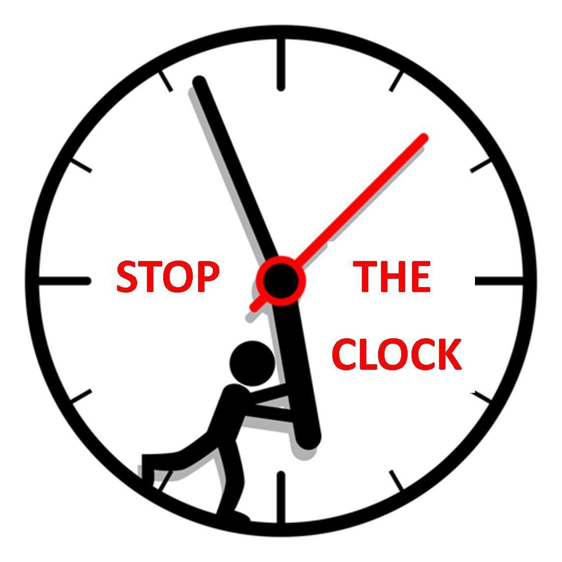 Stop Clock Clip Art Cliparts